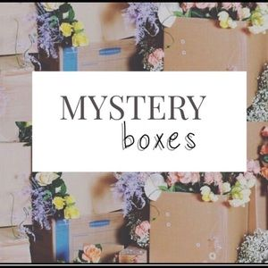 Upscale mystery box items. Up to $400 in items